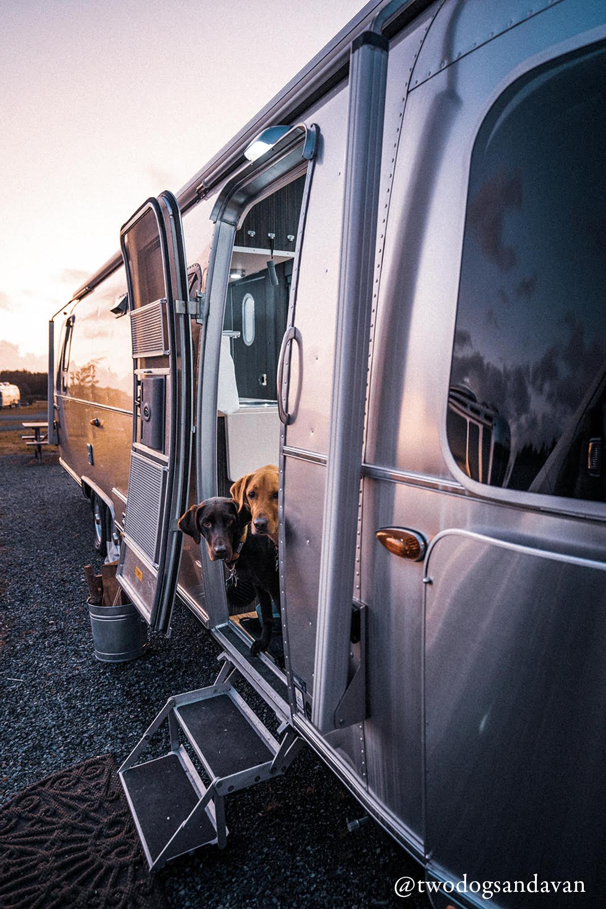 Airstream Suites